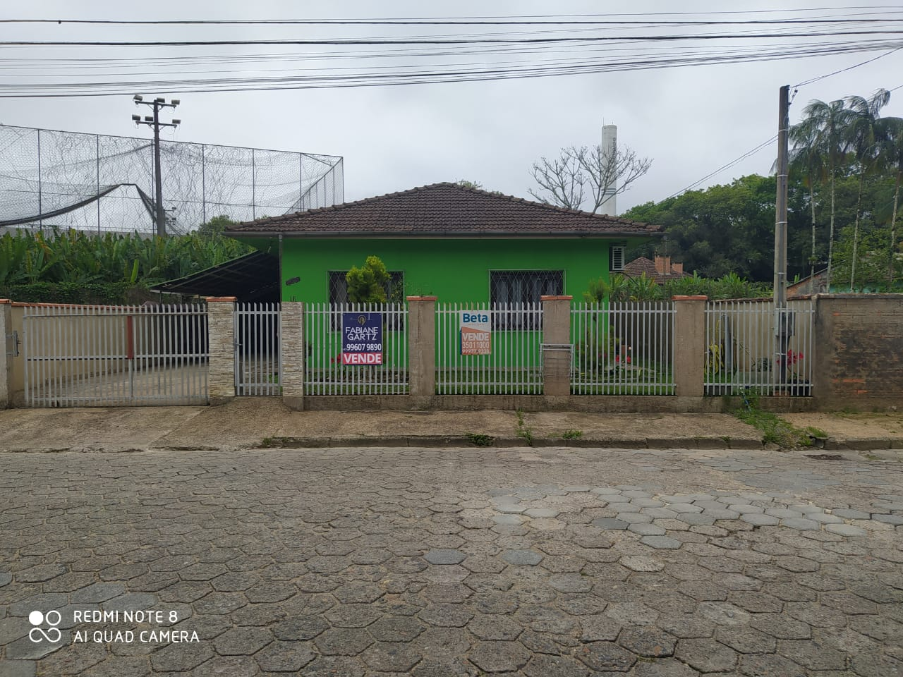 C0253 – Casa no Bairro Vila Lenzi.