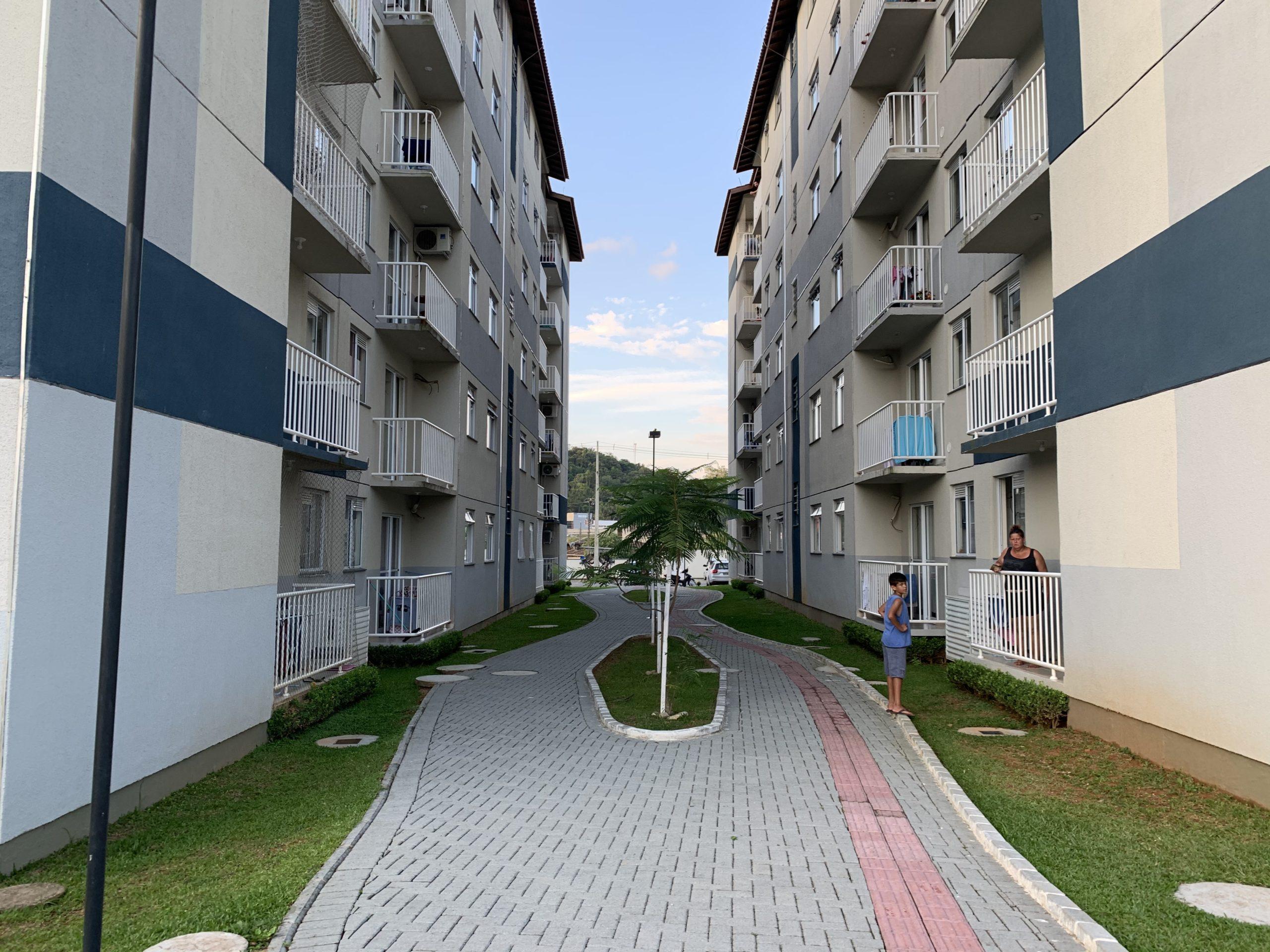 A0271 – Lindo apartamento com dois quartos.