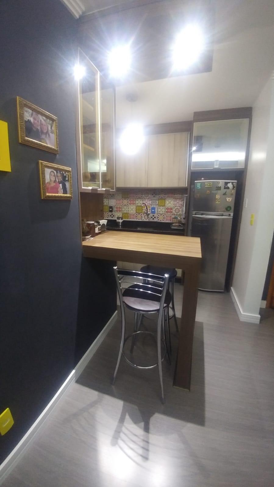 A0330 – Apartamento com dois quartos.