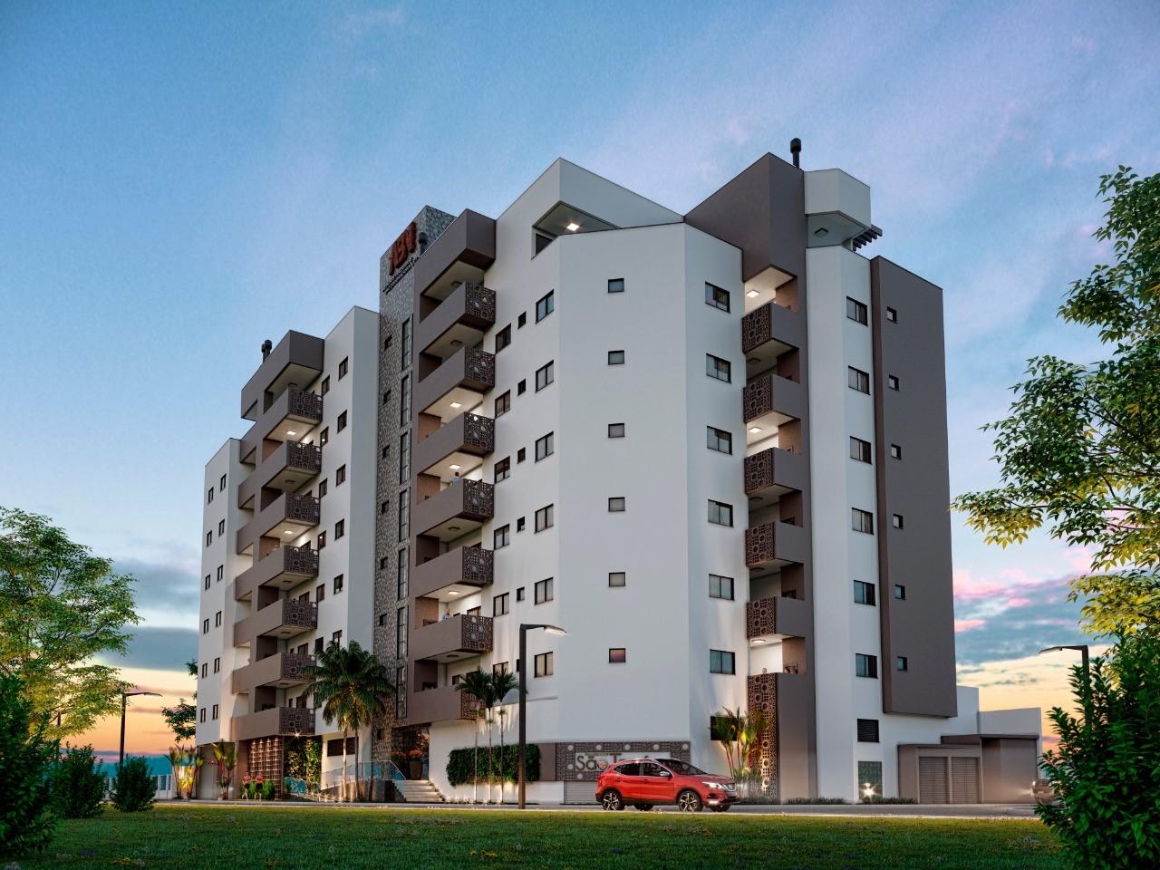 A0331 – Apartamento com suíte + um quarto.